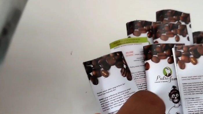 Masker Wajah Herbal Dari Kopi dan Teh Dari Jambi Patut Tribunners Coba
