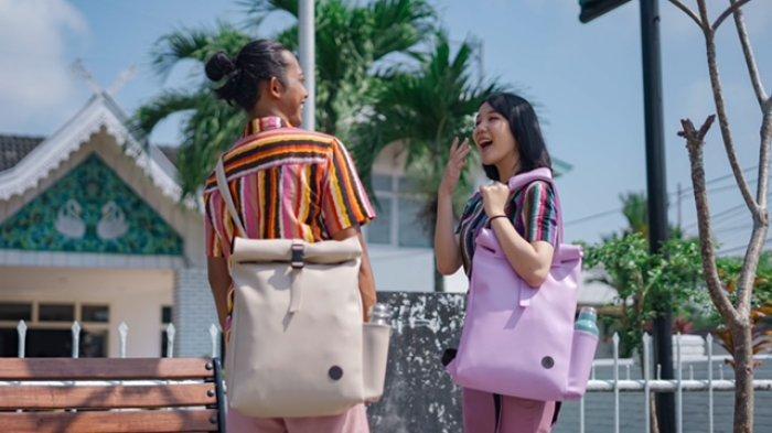 Tas Narai resmi dijual. Tas Narai merupakan tas yang tangguh dan kekinian