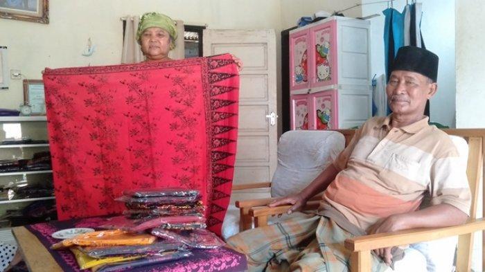 Sukses Menjadi Pengrajin Batik, Yasriwati Kini Memiliki 20 Motif Khas Tanjung Jabung Timur