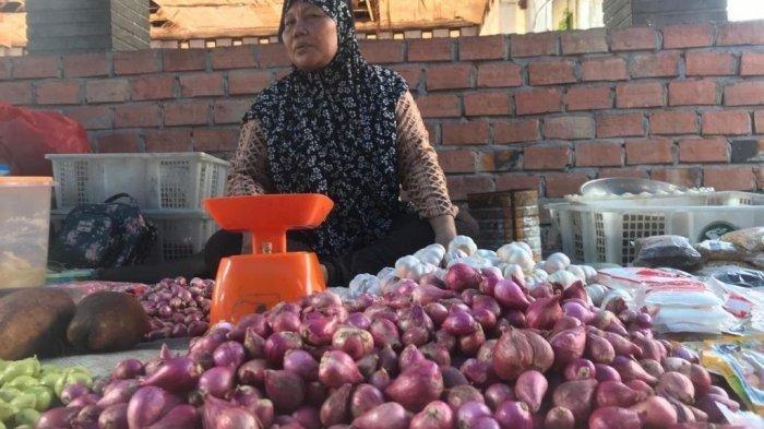 Saat Harga Naik, Disperindag Kota Jambi Jualan Ayam dan Bawang Merah Online