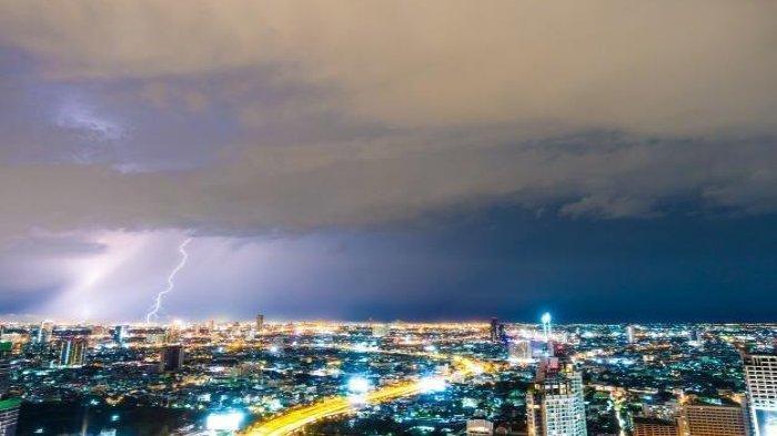Maret 2021 Intensitas Hujan di Provinsi Jambi Mulai Naik, Masyarakat Diminta Waspada Cuaca Ekstrem