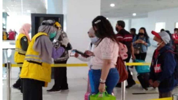 Penumpang Bandara Masih Wajib Haris Rapid Atau Swab Walaupun Sudah Divaksin Covid-19