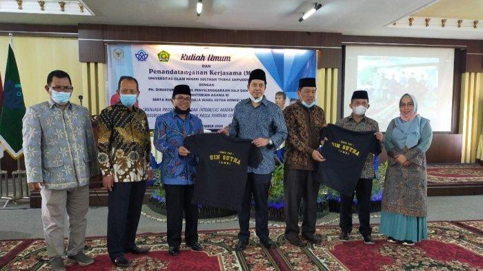 Peran Prof Su'aidi Dalam Perkembangan Universitas Islam Negeri (UIN) Sultan Thaha Saifuddin