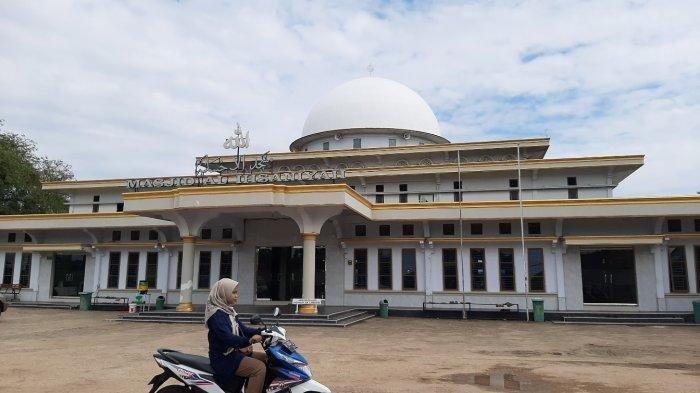 Pesona Masjid Tua di Seberang Kota Jambi, Dibangun Sejak 1880