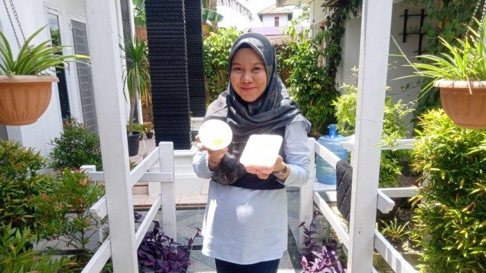 Dosen di Jayapura Ini Sukses Dengan Salad Buahnya, Sekarang Produknya Ada di Jambi