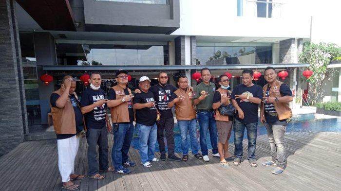 Pajero Indonesia Family Mampir Ke Kota Jambi, Bakal Hadiri Deklarasi Ranah Minang Chapter
