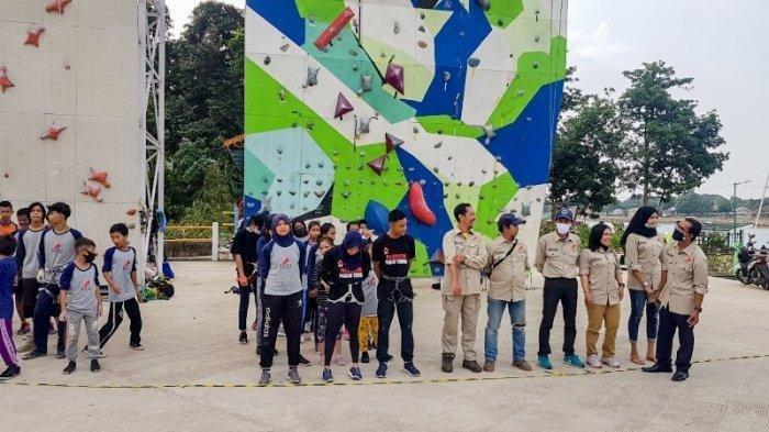 Tebo Dijadwalkan Jadi Tuan Rumah Event Panjat Tebing se-Provinsi Jambi