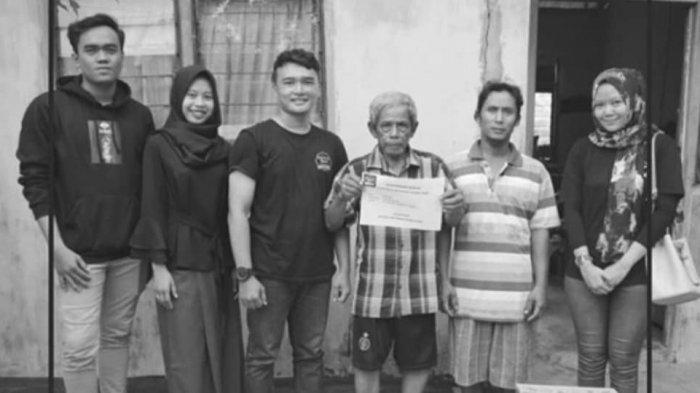 Komunitas Ketimbang Ngemis Jambi Apresiasi yang Mau Berusaha, Terus Angkat Kehidupan Sosok Mulia