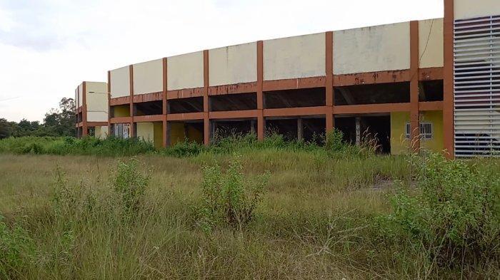 Robi Harja Prihatin Kondisi Stadion Tebo Tengah Seperti Tidak Terurus