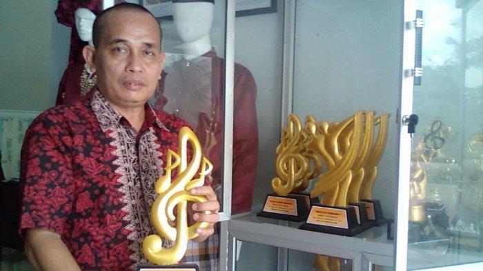 Kisah Suhaili, Pencipta Lagu Benteng Tembesi Warisan Negri, Juara Satu Parade Lagu Daerah