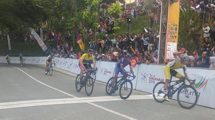 Dampak Tour de Singkarak,Berdiri Hotel Berbintang 3 dan Jalan di Kerinci Teraspal Mulus