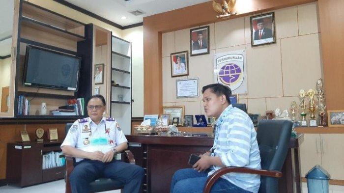 Wawancara Ekslusif Kadis Perhubungan Provinsi Jambi, Transportasi Dapat Akomodir Sektor Pariwisata