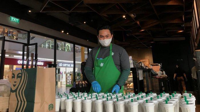 Starbucks Tandai 18 Tahun Kebersamaan dengan Masyarakat Indonesia Bertema Folklore City Collection