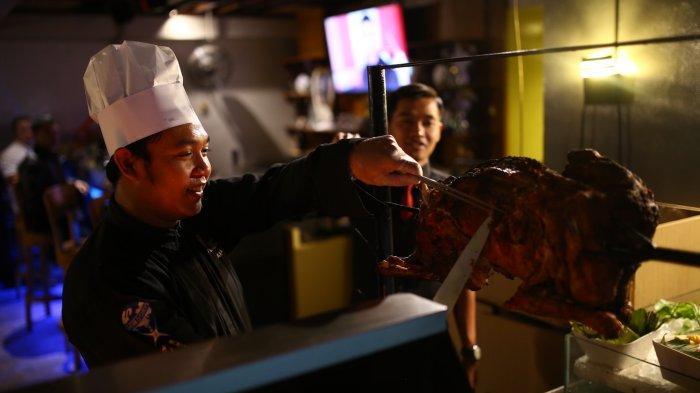 Barbeque di Atas Awan di Star Hotel Semarang Setiap Jumat dan Sabtu, Hanya Rp 150 Ribu Per Orang