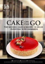 Gris Restaurant & Bar Po Hotel Semarang Tawarkan Promo Cake On The Go, Dapat Potongan 50%
