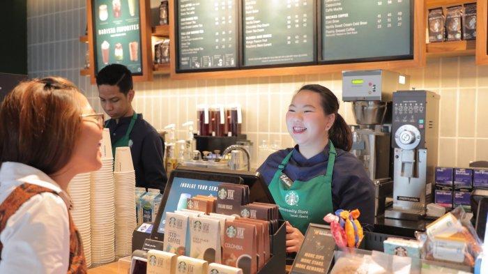 Starbucks Menghadirkan Community Store Pertama di Indonesia, Terdapat di Tanah Abang Jakarta