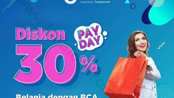 Hari Terakhir Gramedia Promo Pay Day, Diskon 30% Bagi Pengguna Kartu Bank BCA