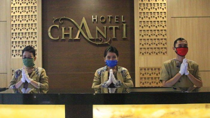 Hotel Chanti Semarang Tetap Beroperasi, Prioritaskan Higienitas dan Kenyamanan Bagi Tamu