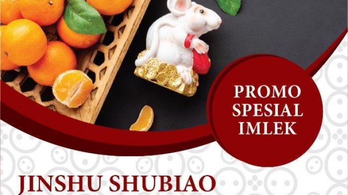 Jinshu Shubiao Special Dinner, Hanya Rp 80 Ribu Per Porsi, Beli 5 Porsi Gratis 1 Porsi