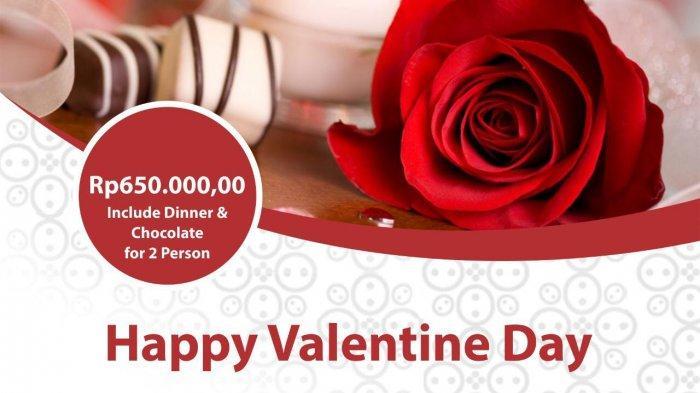 Hotel Dafam Wonosobo Tawarkan Menginap Atau Makan Malam Valentine, Hanya Rp 650 Ribu dan Rp 250 Ribu