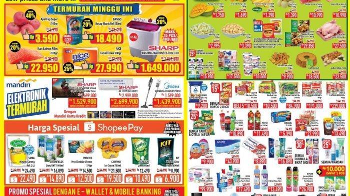 Promo Hypermart JSM Katalog Weekend periode 2-5 Oktober 2020, Tambahan Promo Pengguna Shopeepay