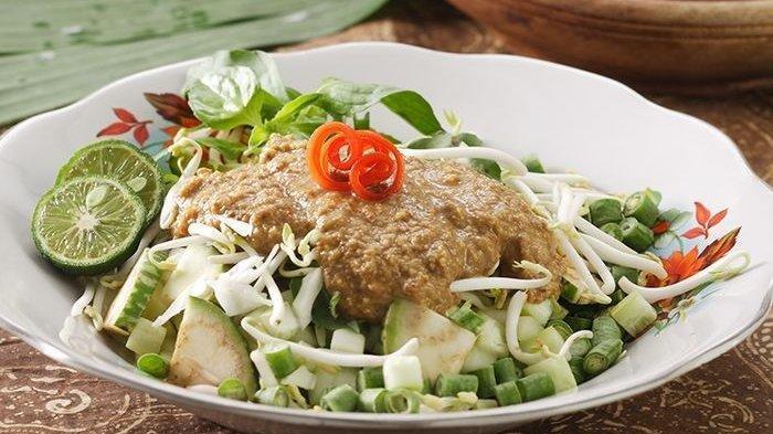 Karedok, Pilihan Menu Makanan Vegetarian yang Mudah Diolah dan Kaya Vitamin dan Mineral