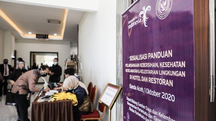 Kemenparekraf Dorong Industri Hotel dan Restoran di Aceh Sertifikasi Indonesia Care