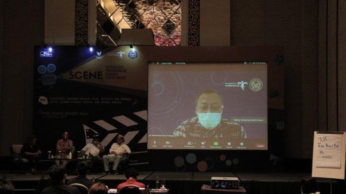 Kemenparekraf Atau Baparekraf Dorong Peningkatan Kualitas Program TV dan Fil Indonesia