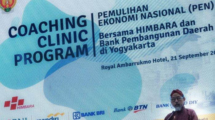Kemenparekraf Ajak Pelaku Parekraf di Yogyakarta Manfaatkan Program PEN