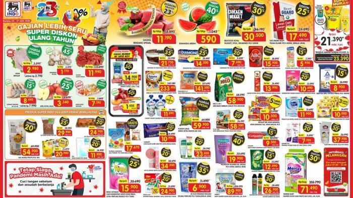 Promo Koran Lion Superindo 24-27 Juli 2020, Diskon Hingga 40% dan Tambahan Beragam Promo Lainnya