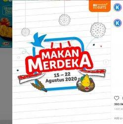 Promo Makan Merdeka dari Traveloka, Potong Harga Hingga Lebih dari Rp 200 Ribu
