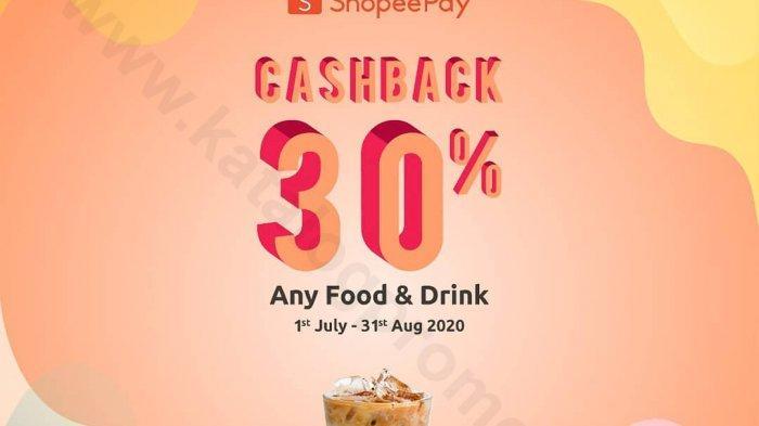 Maxx Coffee Promo Cashback 30% Untuk Setiap Makanan dan Minuman Menggunakan Shopeepay