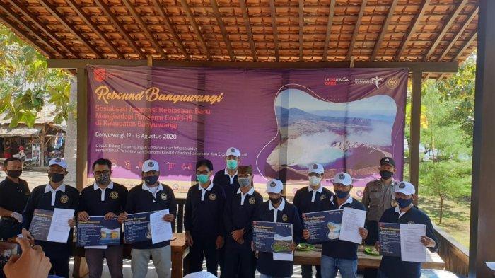 Kemenparekraf Dukung Pemulihan Pariwisata Banyuwangi Lewat 'Banyuwangi Rebound'
