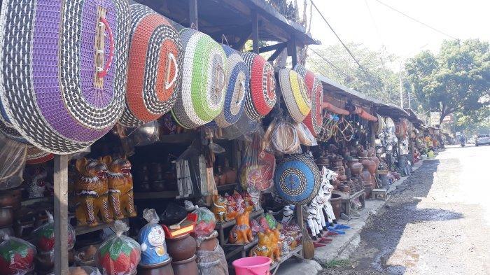 Sebelum Dikenal Sebagai Pasar Kriya, Ini Dia Barang yang Dijajakan di Tuntang