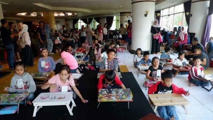 Specta 2020 Jadi Gelaran Pembuka Awal Tahun Pasar Senggol Hotel Grand Candi Semarang