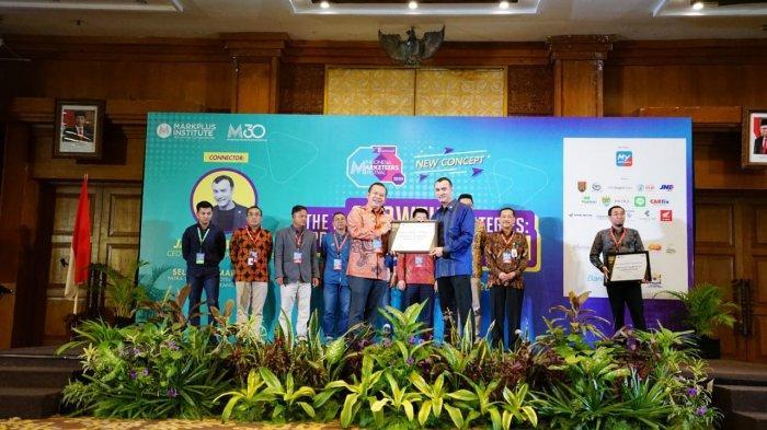 Patra Semarang Hotel and Convention Raih Penghargaan dari Markplus dan Majalah Marketeers