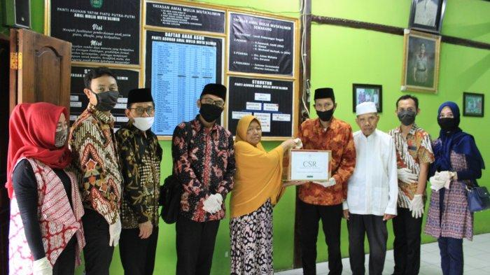 Pesonna Hotel Semarang Berbagi ke Dua Panti Asuhan di Semarang