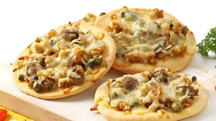 Resep Membuat Pizza Sambel Goreng, Maknyus Banget, Paduan Seru Eropa dan Indonesia