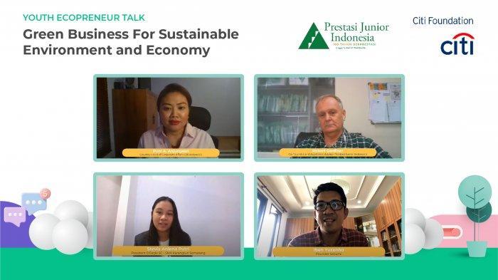 Terobosan Citi Indonesia dan PJI Tumbuhkan Entrepreneur Muda Berorientasi Bisnis dan Lingkungan