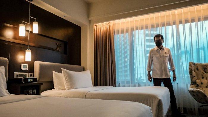 Kemenparekraf Bersama Kemenkes Finalisasi Kesiapan Hotel untuk Lokasi Isolasi Mandiri