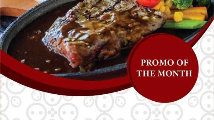 Hot Plate Tenderloin Steak Hanya Rp 48.888 di Hotel Dafam Cilacap, Hanya Selama Februari 2020