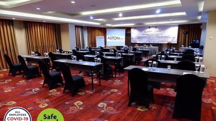 Paket Meeting Adaptasi Baru Persembahan Aston Inn Pandanaran Semarang.