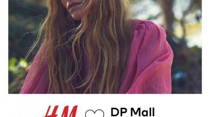 H&M Tawarkan Diskon 100% di Hari Pembukaan Gerainya di DP Mall Semarang, Kuy Buruan Antri!