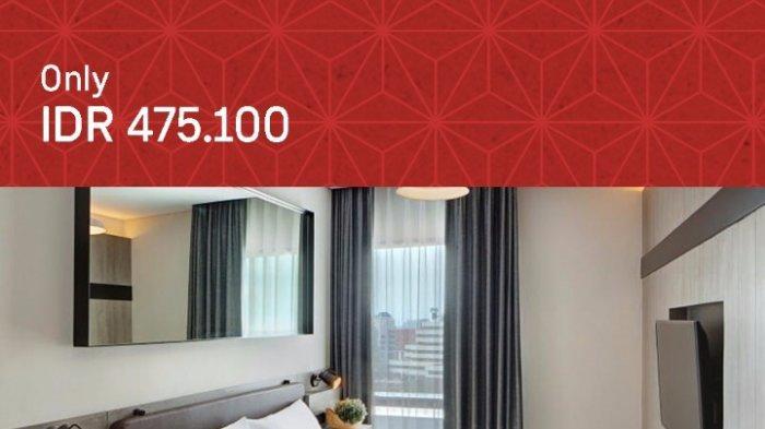 Sambut Tahun Baru Imlek, Rooms Inc Tawarkan Harga Promosi Hanya Rp 475.100