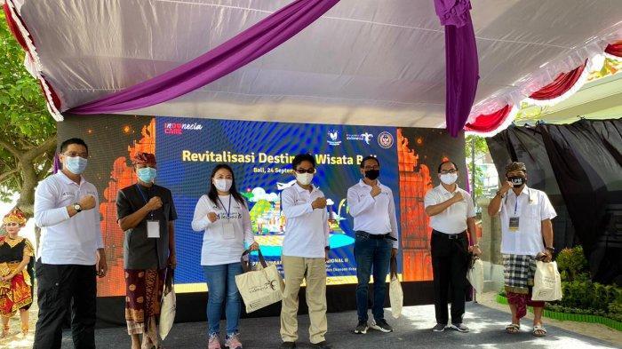 Kemenparekraf Revitalisasi Destinasi Bali untuk Bangkitkan Kembali Sektor Pariwisata