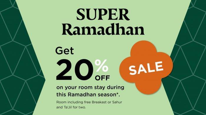 Nikmati Ramadan Bersama Rooms Inc Semarang, Dapatkan Diskon 20% Untuk Semua Tipe Kamar