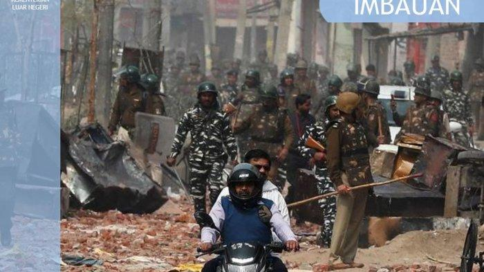 Imbauan Terkait Situasi di India, Kemlu Bagikan Informasi Pada Para WNI Melalui Safe Travel