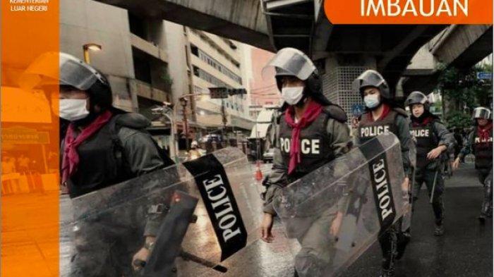 Pemerintah Thailand Berlakukan Status Serious Emergency Situation di Wilayah Bangkok