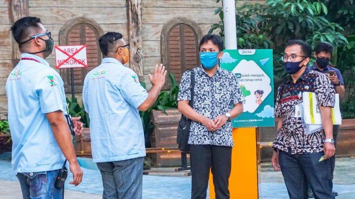 Pengecekan Kesiapan Saloka Dalam Menghadapi New Normal Oleh Pemerintah Kabupaten Semarang