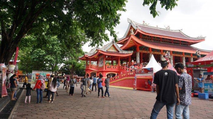 Ini Rincian Harga Tiket Masuk Lokasi Sam Poo Kong Kota Semarang Selama Libur Tahun Baru 2020